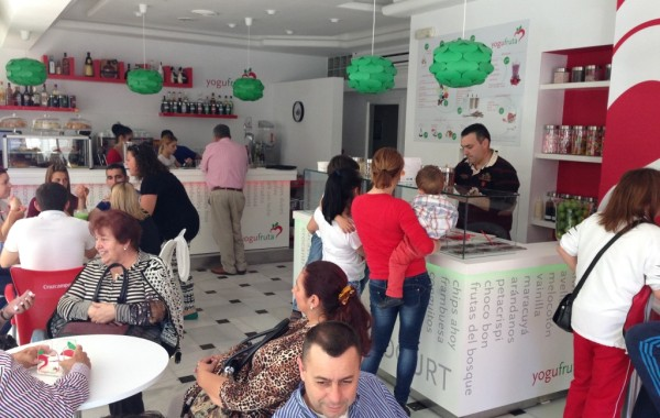 Yogufruta's Mimos – Cafeteria & Yogurteria